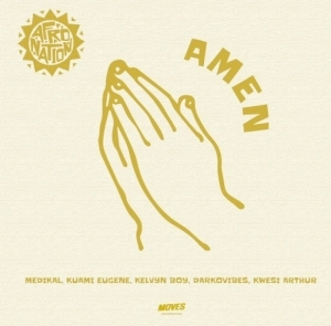 Medikal - Amen ft. Kuami Eugene, KelvynBoy, Darkovibes & Kwesi Arthur
